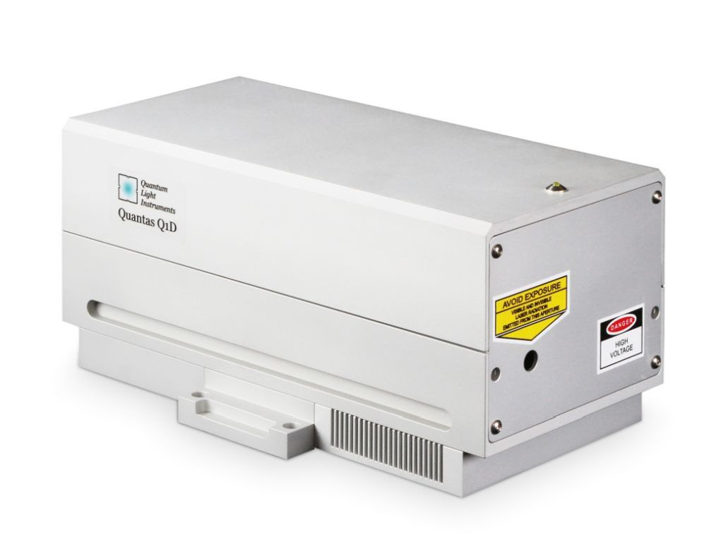 Quantas-1053 Nd:YLF diode-pumped Q-switched laser