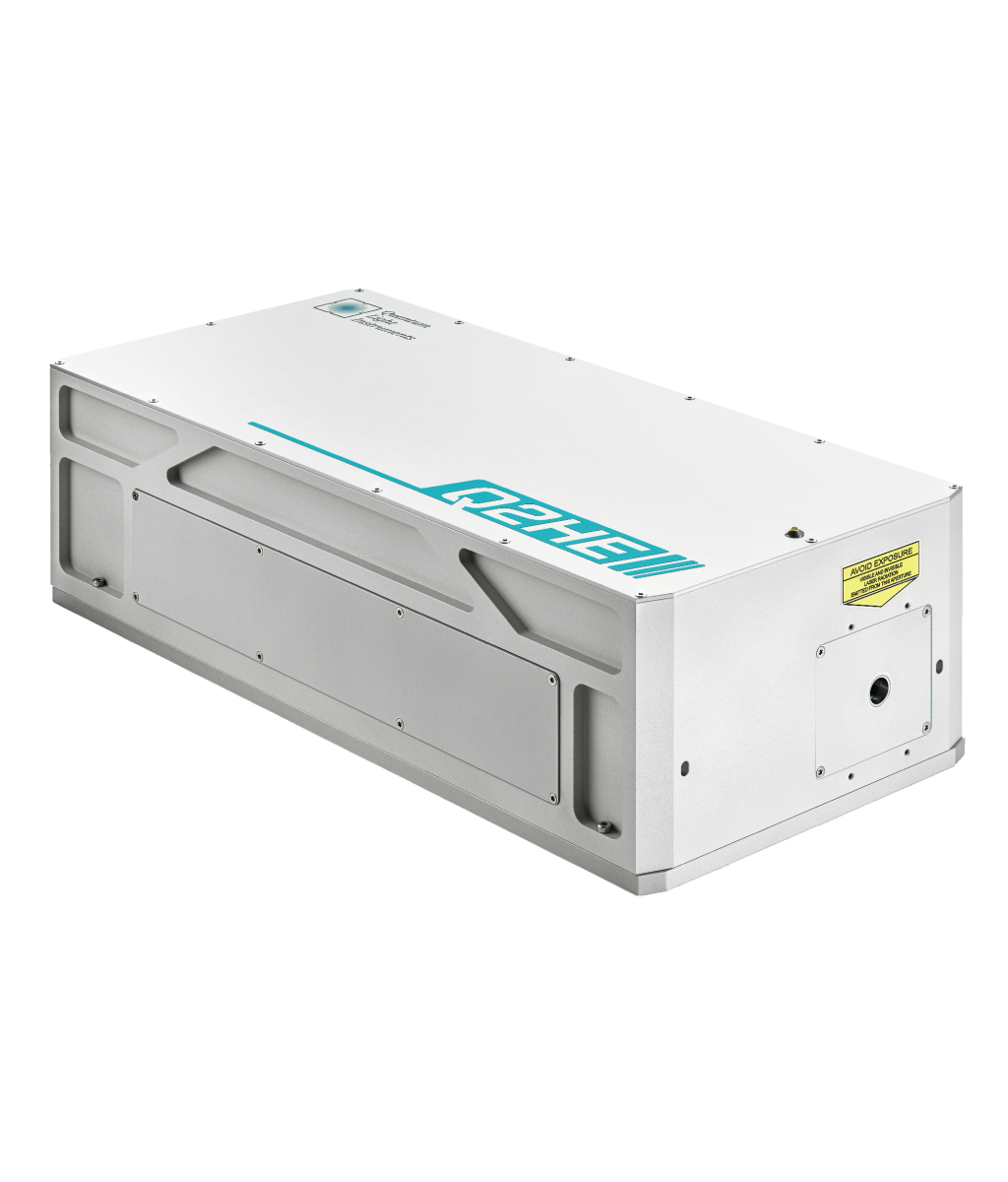 Q2HE – high energy air-cooled Q-switched laser