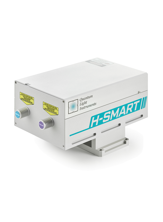 Automated Harmonic Generator H-SMART for Q2/Q2HE series lasers
