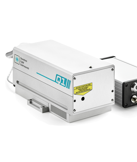 Q1 – compact diode pumped Q-switched laser